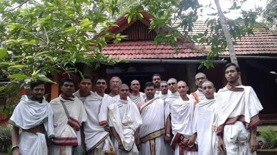 Group Photo of Vedic Student